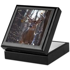 Dominant Buck D1342-025 Keepsake Box