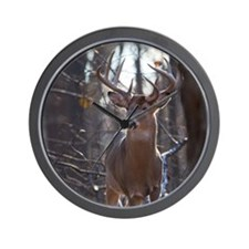 Dominant Buck D1342-025 Wall Clock
