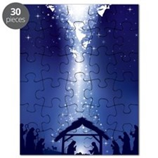 Mary Christmas Puzzle