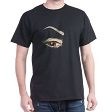 Brown Eye and Brow T-Shirt