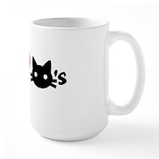 Men Love Cats Mug
