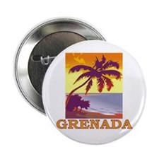 Grenada, Spain Button