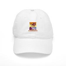 Grenada, Spain Baseball Cap