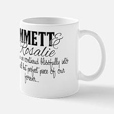 Emmett and Rosalie Happily Ever After Mug