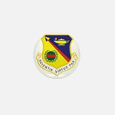 USAFSOS shield Mini Button