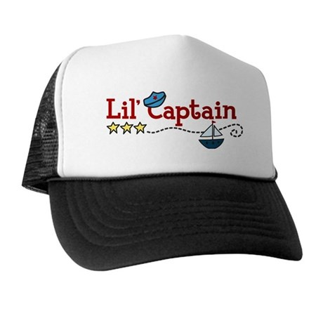 Lil Captain Trucker Hat