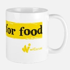 Will Wuk 4 Food Mug