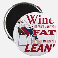 Wine Doesnt Make You Fat Magnet