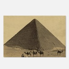 Egyptian Pyramid Postcards (Package of 8)