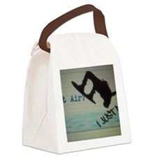 Got Air? I Just Did Canvas Lunch Bag