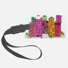 NP tote 4 Luggage Tag