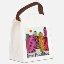 NP tote 4 Canvas Lunch Bag