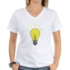 Bright Idea Light Bulb Shirt