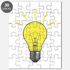 Bright Idea Light Bulb Puzzle
