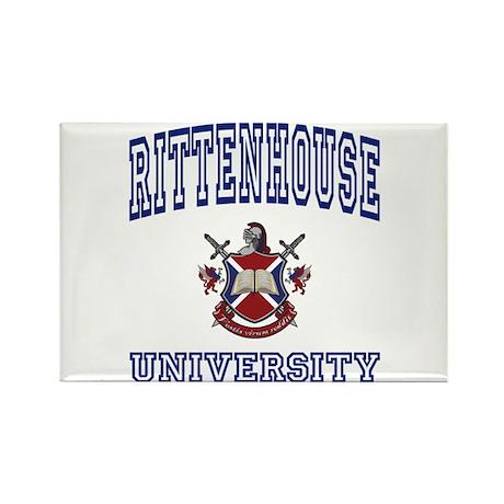 RITTENHOUSE University Rectangle Magnet