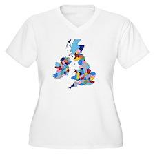 England, Ireland, T-Shirt