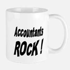 Accountants Rock ! Mug