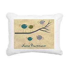NP tote 6 Rectangular Canvas Pillow