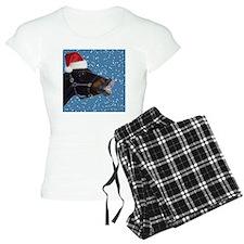Fun Christmas Horse Pajamas