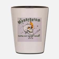 MonoNook Shot Glass
