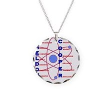 Sheldon Cooper Adjectives Necklace