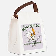 monokindle sleeve Canvas Lunch Bag