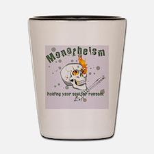 monokindle sleeve Shot Glass