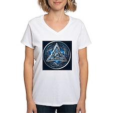 Norse Valknut Tapestry - Bl Shirt