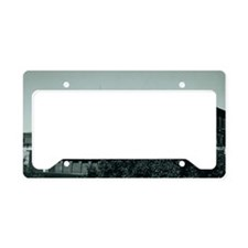 Switzers License Plate Holder