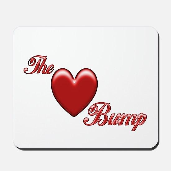 The Love Bump Mousepad