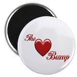 The Love Bump Magnet
