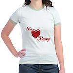 The Love Bump Jr. Ringer T-Shirt