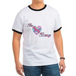 The Love Bump Ringer T