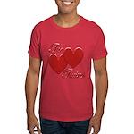 The Love Bump Dark T-Shirt
