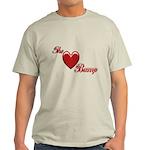 The Love Bump Light T-Shirt