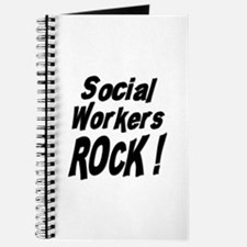 Social Workers Rock ! Journal