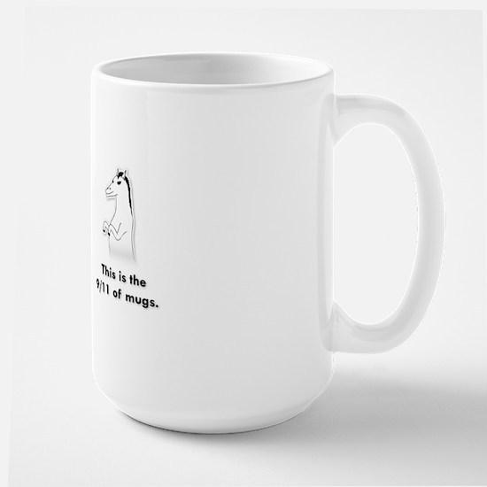 horseman-d1-Mug Large Mug