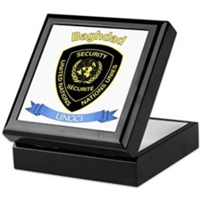 UNGCI-Baghdad Keepsake Box