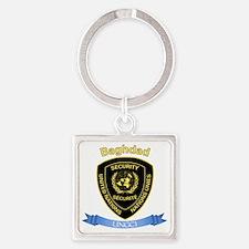 UNGCI-Baghdad Square Keychain