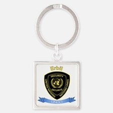 UNGCI Sector Erbil Square Keychain
