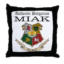 Got Miak Throw Pillow