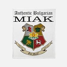 Got Miak Throw Blanket