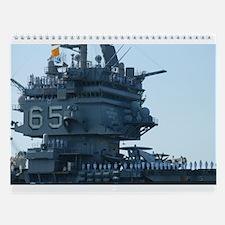 USS Enterprise CVN-65 Calendar