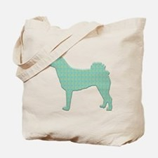 Paisley Norrbottenspets Tote Bag