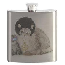 Ghetto Kitty Flask