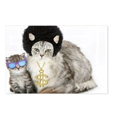 Ghetto Kitty Postcards (Package of 8)