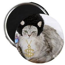 Ghetto Kitty Magnet
