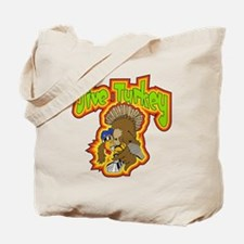 Jive Turkey Tote Bag