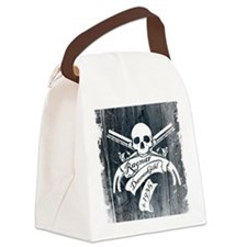 Ragnar Danneskjöld (Distressed) Canvas Lunch Bag