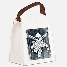 Ragnar Danneskjöld (Distressed) Canvas Lunch Bag